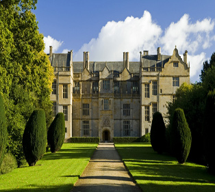 Montacute House, as seen in Wolf Hall