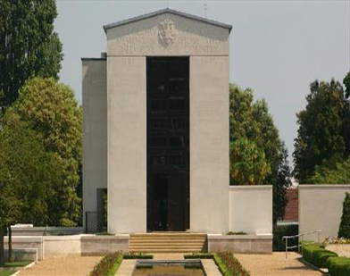 American cemtery and memorial, Madingley